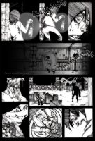 Amnesia Comicstrip Sample by Panfake