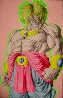 Broly by ssjgogeto