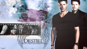 Destiel by alice-castiel