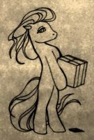Pony by Alister-Murkerry