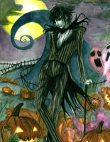 pumpkin king by jounetsunoakai