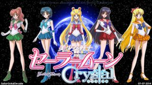 Sailor Moon Crystal Original Cover 04 by xBiGxMyRoNx