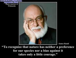James Randi by AAtheist