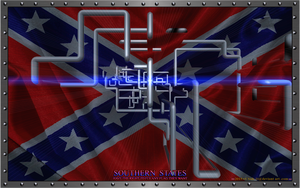 CIVIL WRITES: FLY THE FLAG by CSuk-1T