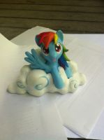 Rainbow Dash Sculpt Final by Reyndrys