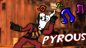 Pyrous by DrFaceArt