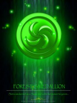 Forest Medallion by john1315