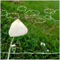 umbrella. by kuekeju