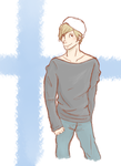 aph: finny by Alfred-Ka