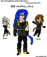 Barlin - The Potara Fusion by true-redemption88