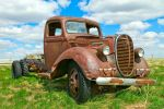 Old truck by MoCity