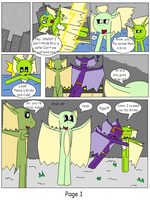 Dragon Squad page 1 by 5penguins