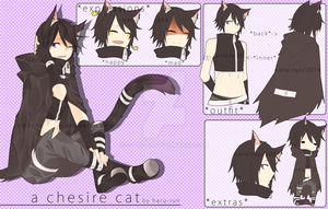 Adoptable 09 .:A Chesire Cat:. AUCTION CLOSED by s-p-ri-ng