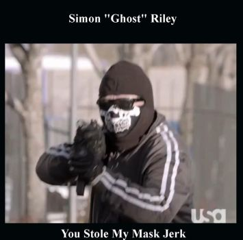 Stolen Mask by Ghost141