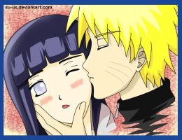 Naruhina: Kiss2 by Su-uX