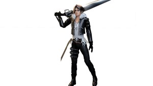 Squall test render by Sereda-Hawke
