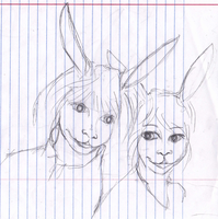 Bunny People - By My Aunt by itsuko103