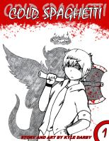 Cold Spaghetti Manga Cover by Onslaught14