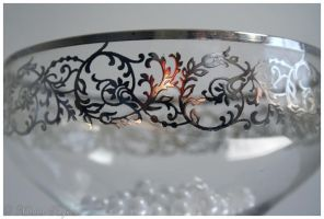 Water, Fire, Silver, Pearls. by fetishfaerie-photos