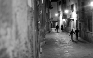 A Venice Alley by paddimir