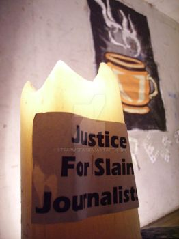 Justice for slain journalists by etsapwera