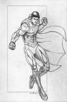 Superman New 52 by c-crain