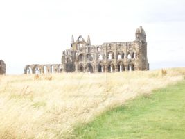 Whitby Abbey by NoxNoctisUmbra