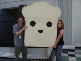 Giant Toast by Shad0wKillr