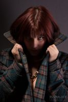 Tartan Coat III by Lady-Spitfire