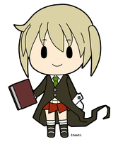 Squishy Maka by ZheartL