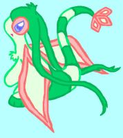 Chibi Flygon by Angel-Espy