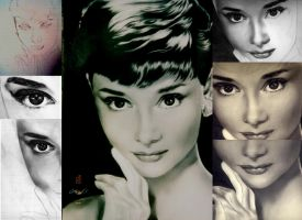 Audrey-All WIPs by carlotta-guidicelli