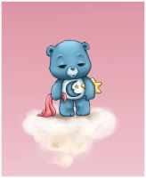 Bedtime Bear by capsicum
