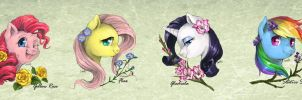 Flowers by Audrarius