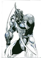 Guyver by BronzeAthlete