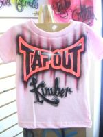 Tapout Toddler by theSmartestArtist