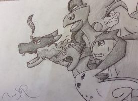 PokeAmino Request 5 by JudgeChaos