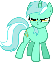 You Calling Me A Lyre(Liar)! by FinePrint-MLP