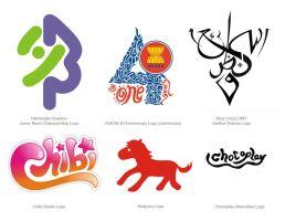 various logo by chocoplay