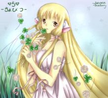 Chobits by Felynea