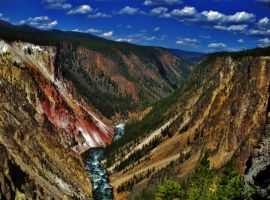 Grand Canyon of Yellowstone by bootlacephotography