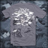 Head in the Clouds t-shirt by C0y0te7