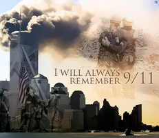 September 11th 2001 Remembrance by IllicitWriter