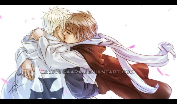 APH: I wanna be with You by xiaoyugaara
