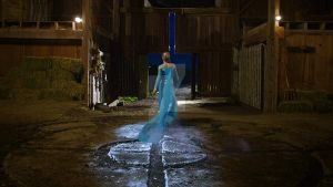 Once-upon-a-time meet elsa from frozen by lucasmanlucas