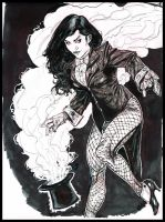 Zatanna by MonsterSaw