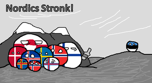 Nordics Stronk! by MattSteeletheVamp