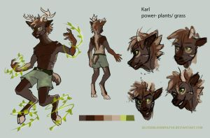 Karl reference by Silverbloodwolf98