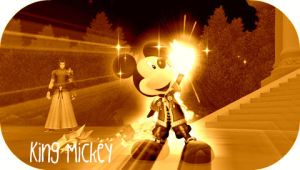 King Mickey by Paratheses