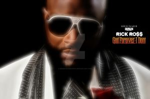 Rick Ross by DemircanGraphic
